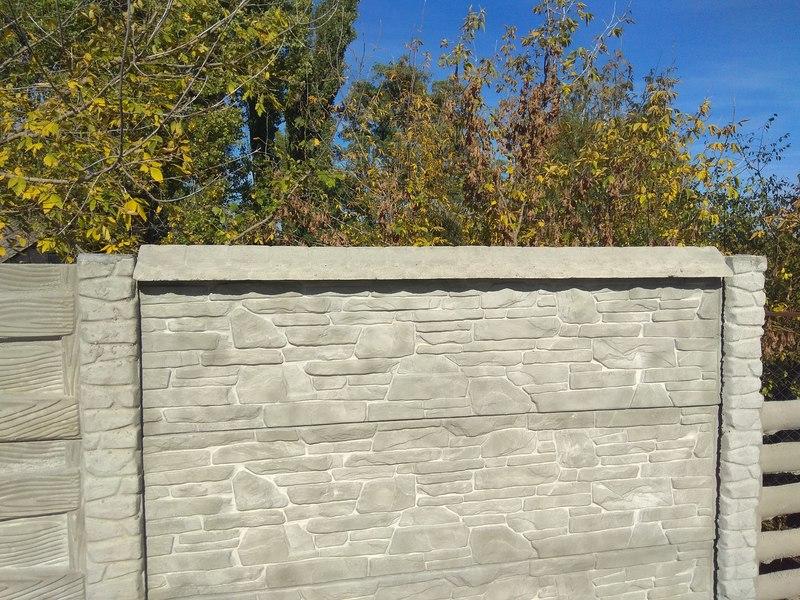 Накрывка на забор | Фото - 1