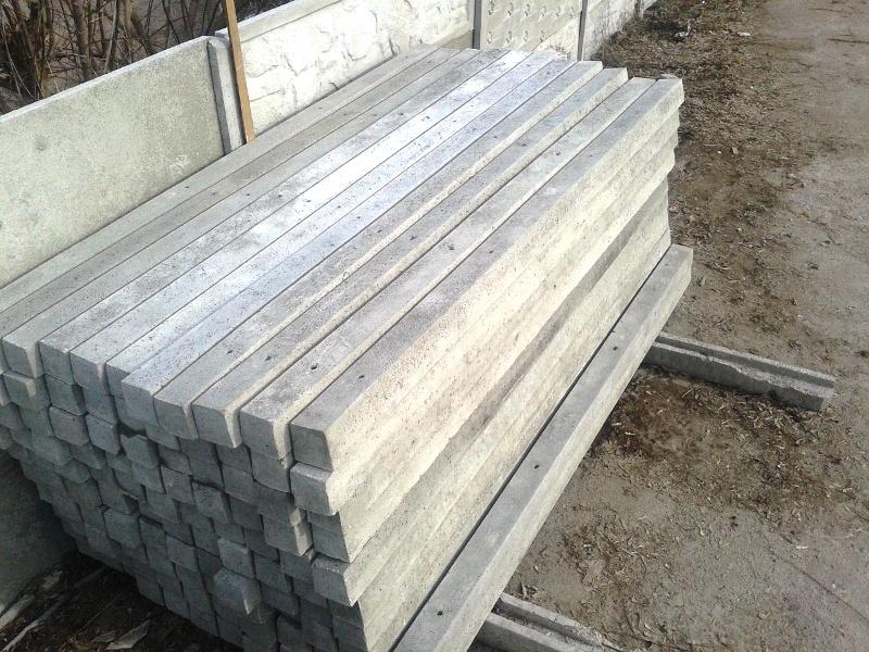 Столб для сетки рабицы | Фото - 0