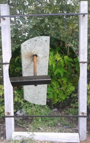 Столб для сетки рабицы | Фото - 2