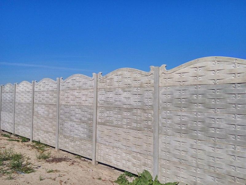 Плетень с ковкой высота 2 метра | Фото - 1