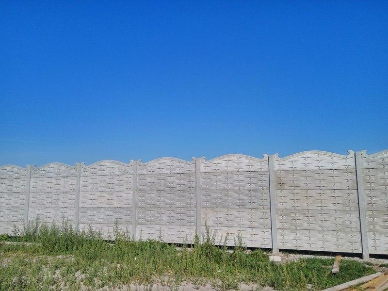 Плетень с ковкой   Фото - 2